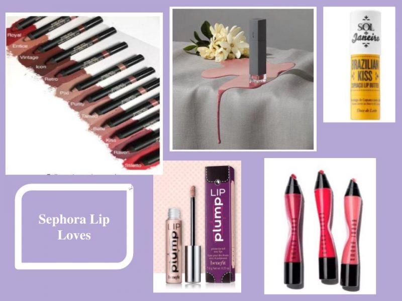Wishlist Wednesday | Sephora Lip Loves
