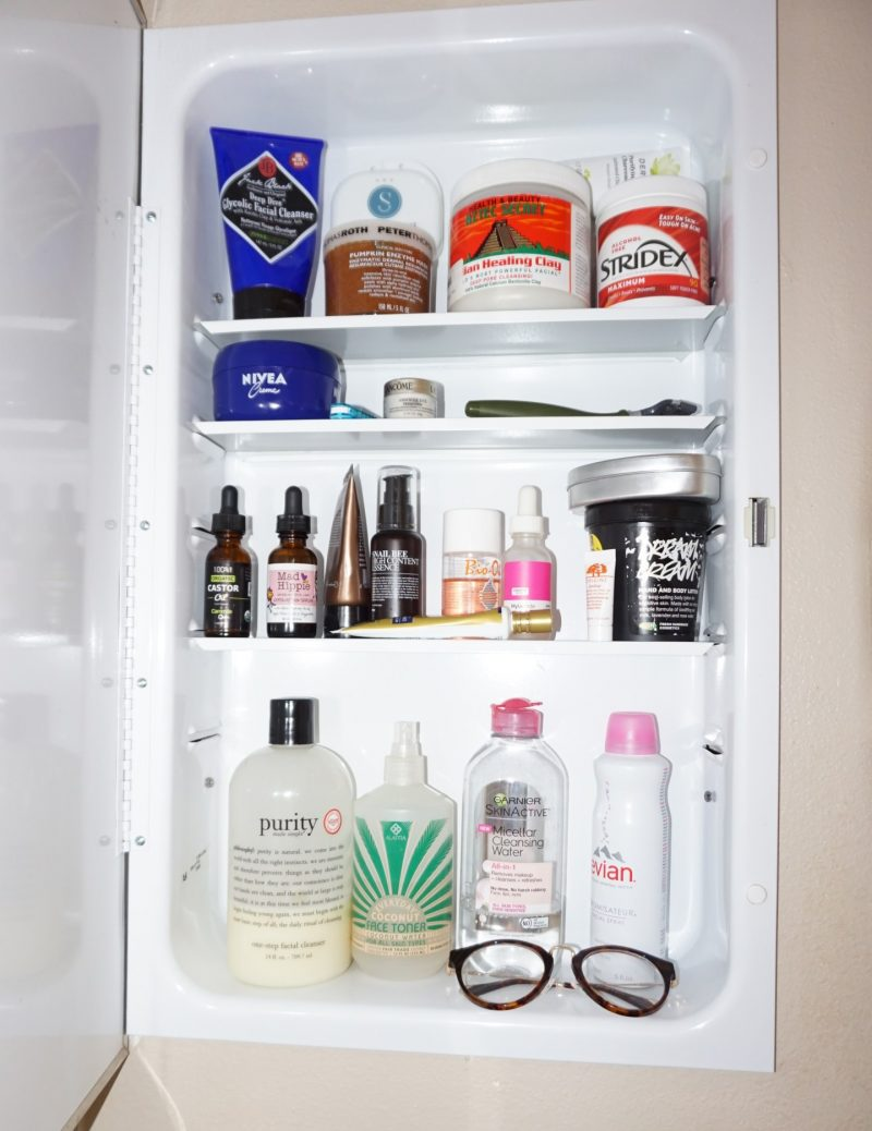 2 Step Drugstore Skincare Routine For Oily Skin Kimandmakeup